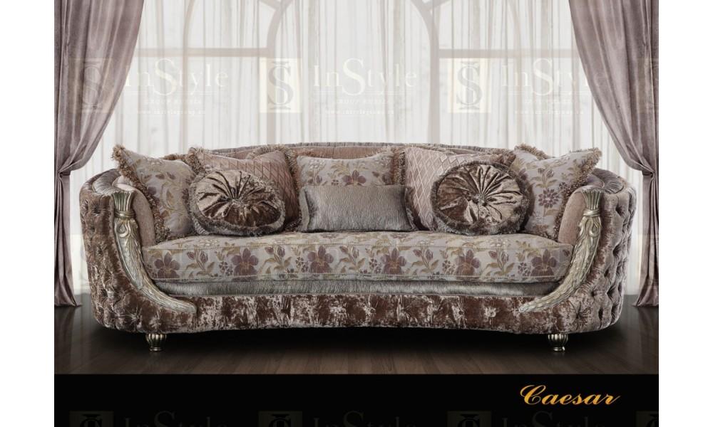 Комплект мягкой мебели «Цезарь»