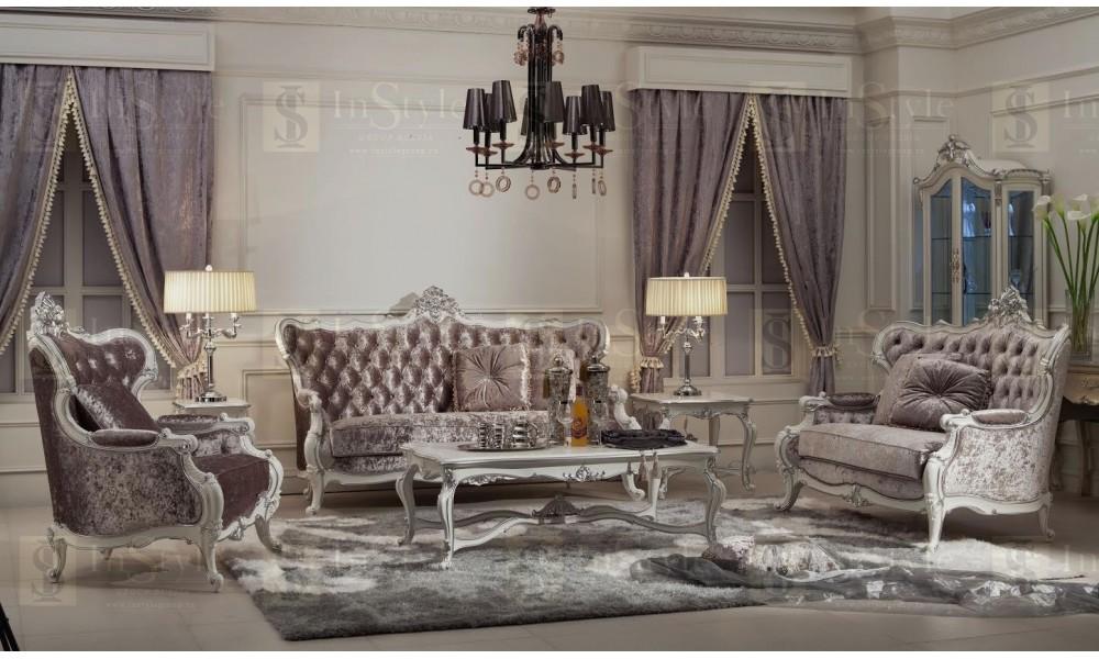 Комплект мягкой мебели «Фаберже»