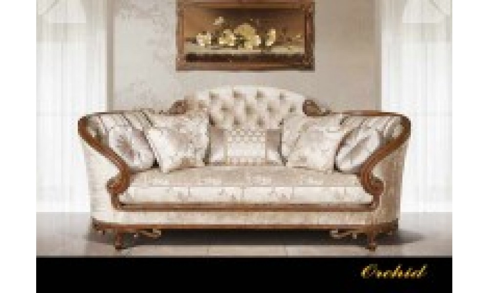 """Комплект мягкой мебели """"Орхидея"""""""