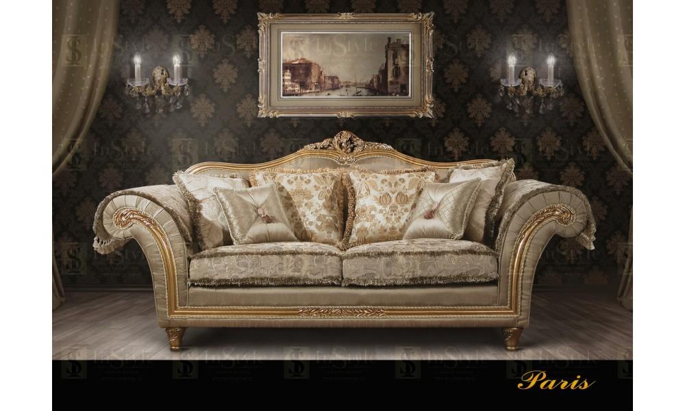 Комплект мягкой мебели «Париж»