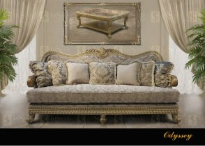 Комплект мягкой мебели «Одиссей»