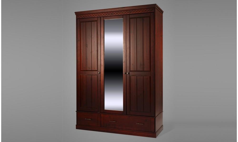 """Шкаф 3-х дверный """"Дания 4"""""""